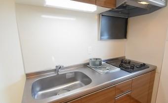 システムキッチン ※同施工会社施工の参考写真です。