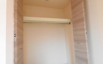 Room 6.6のクローゼット