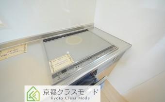 3口IHコンロ(グリル付き)