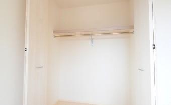 Room 6のクローゼット