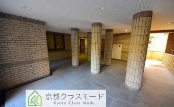 マンション・共有廊下