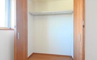 Room 6 クローゼット