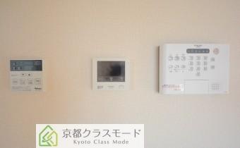 TVモニタ付きインターホン ALSOKホームセキュリティシステム