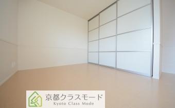 洋室6.8帖・別アングル