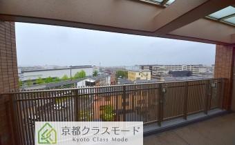 眺望 ※雨天撮影