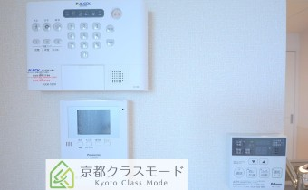 TVモニタ付きインターホン&ALSOKホームセキュリティシステム
