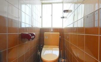 1階のウォシュレットトイレ