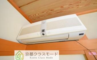 和室 6帖のエアコン