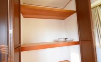 Room 7.5のクローゼット①