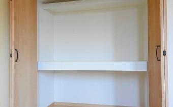 Room 4.5のクローゼット