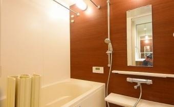 バスルーム ※室内写真は113号室のものです。参考としてご覧ください。