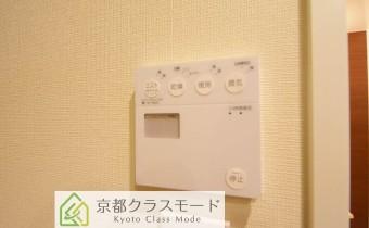 ミストサウナ機能も付いてます♪ ※室内写真は113号室のものです。参考としてご覧ください。
