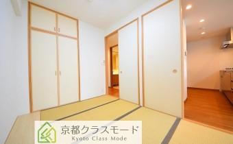 和室 4.5 ※室内写真は113号室のものです。参考としてご覧ください。