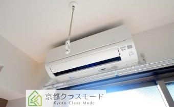 エアコン&室内干用の器具