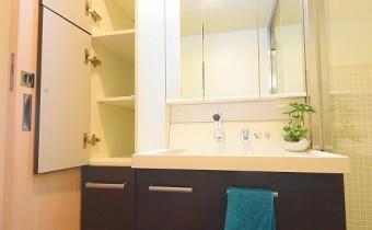 シャンプードレッサー ※室内写真は同マンション内の101号室のものです。
