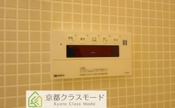 追い焚き機能付き ※室内写真は同マンション内の101号室のものです。