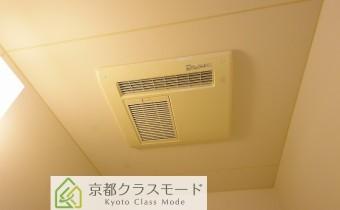 浴室乾燥機 ※室内写真は同マンション内の101号室のものです。