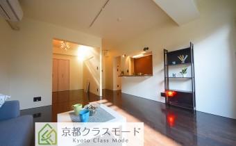 お洒落な室内空間♪使い勝手の良いデザイナーズマンションです! ※室内写真は同マンション内の101号室のものです。