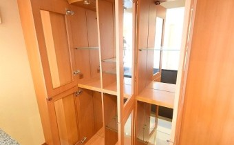 キッチン収納スペース