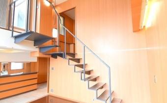 2階部分へ