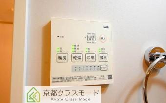 浴室乾燥機のコントローラー ※同シリーズ参考写真です。
