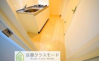 キッチンスペース ※同シリーズ参考写真です。