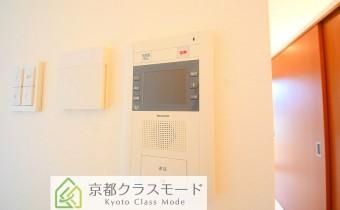 TVモニター付きインターホン&床暖房操作パネル