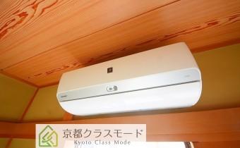 和室6帖のエアコン