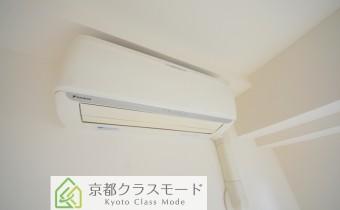 Room 6.5のエアコン