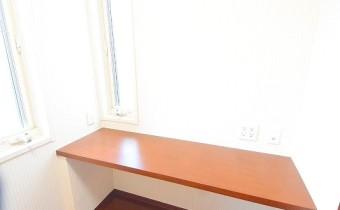 書斎のカウンタースペース