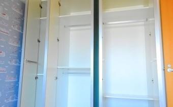 クローゼット ※室内写真は同マンション内の別のお部屋のものです。