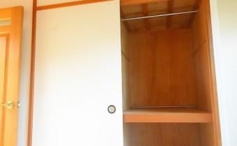 Room 6の収納
