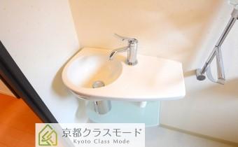 ウォシュレットトイレ① 手洗い