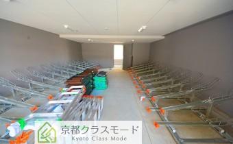駐輪スペース ※室内写真は同マンションシリーズの参考写真になります。