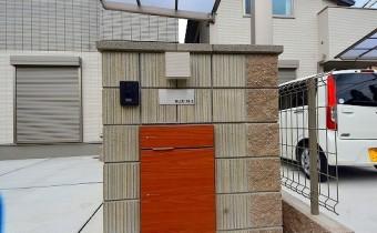 メールBOX&宅配BOX付き!