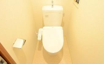 ウォシュレットトイレ ※室内写真は同マンションシリーズの参考写真になります。