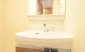 独立洗面台 ※室内写真は同マンションシリーズの参考写真になります。