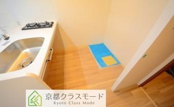 キッチンスペース ※室内写真は同マンションシリーズの参考写真になります。