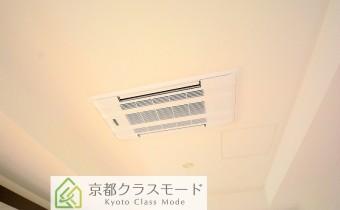 LDK 21.7のエアコン