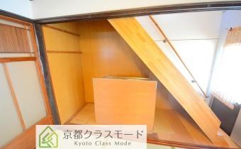 階段下収納スペース