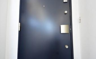 お洒落な玄関扉