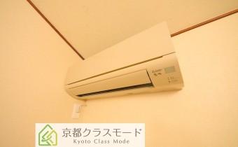 2階:和室のエアコン