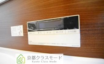 追い焚き機能付き ※室内写真は同マンション内の203号室のものです。
