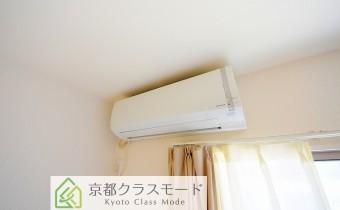 Room 6.3のエアコン