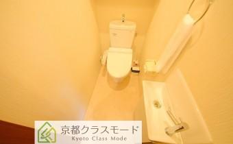 2F:ウォシュレットトイレ