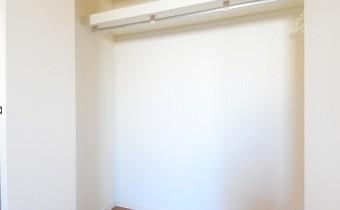 Room 5.1のクローゼット