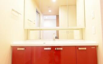 シャンプードレッサー ※室内写真は同マンション内の別タイプのものです。