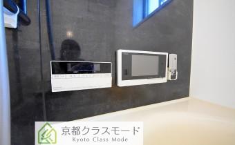 追い焚き機能付き&浴室TV