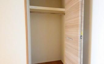 Room 4.2のクローゼット