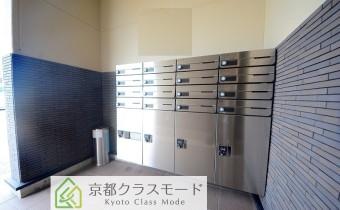 集合ポスト&宅配BOX